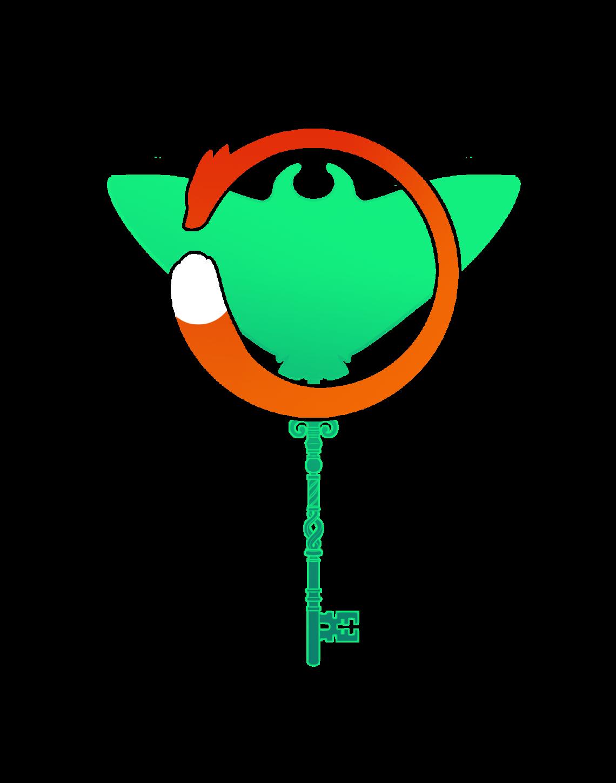 Logo sans le nom Onir Ynao, auteur sfff et traducteur